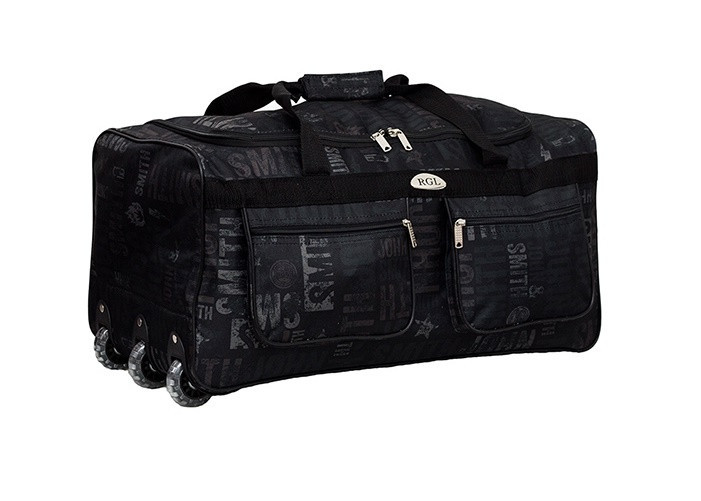Дорожная сумка на колесах RGL A2 110 л (цвет 11)
