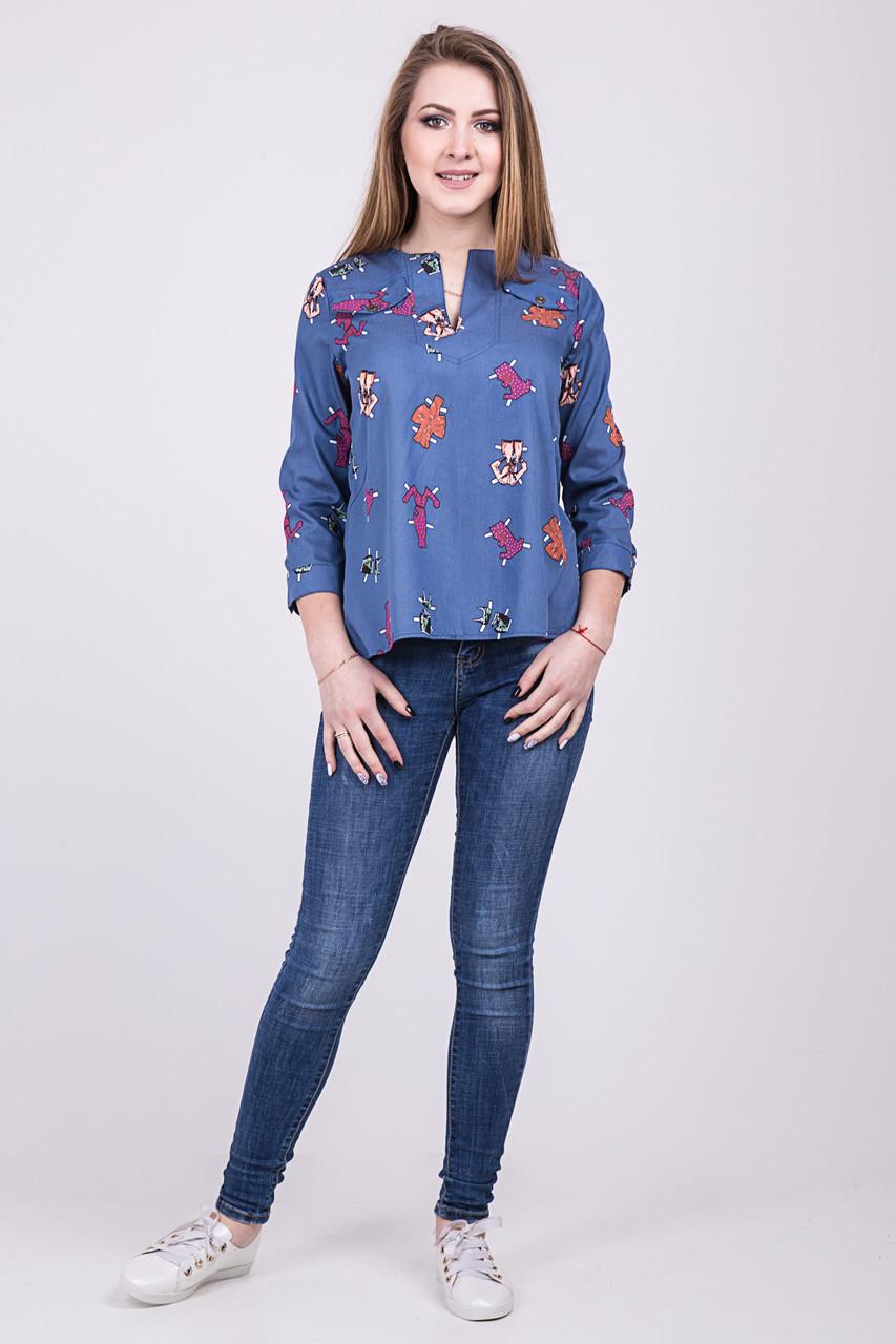 Стильная женская блузка