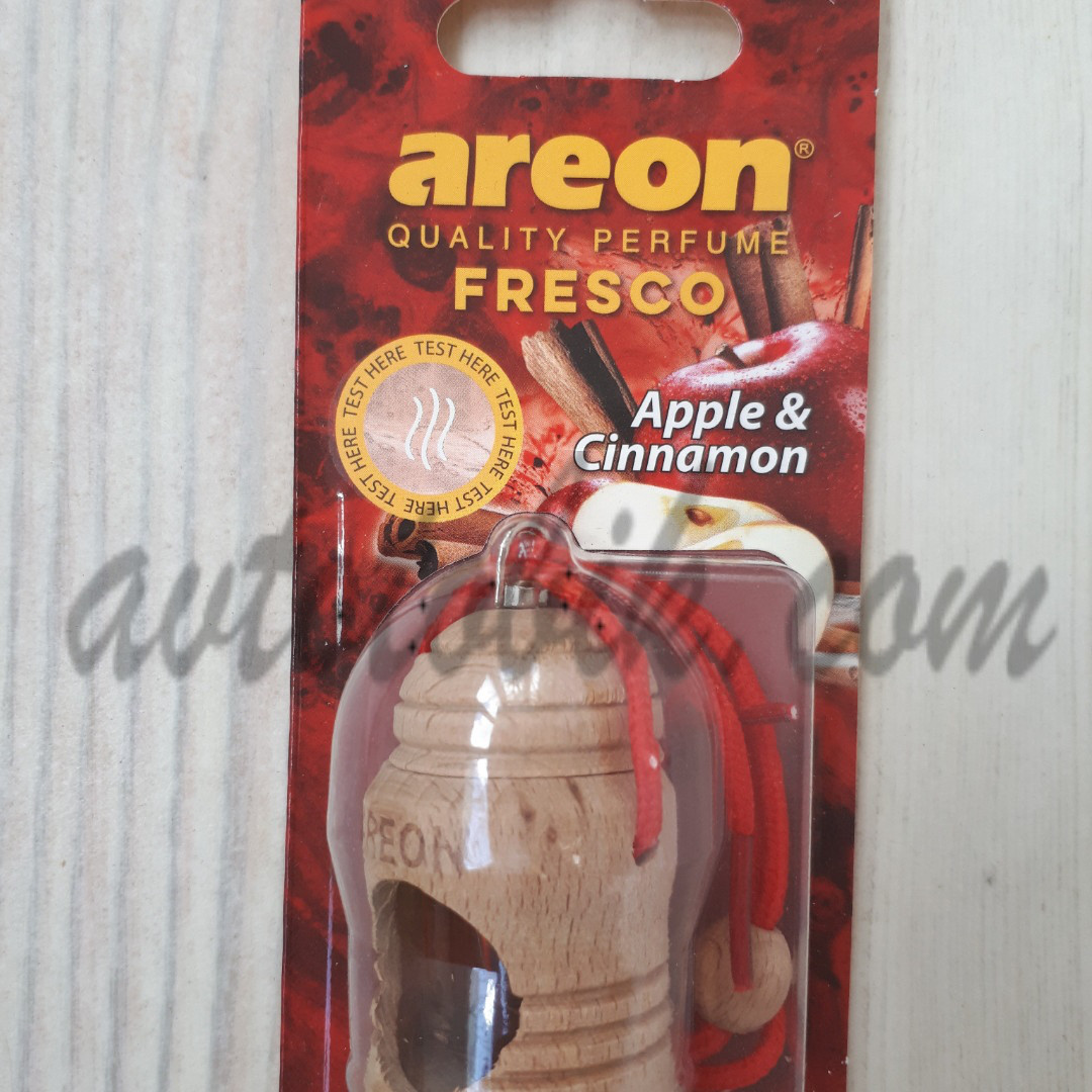 Ароматизатор воздуха гель Areon Fresco Apple & Cinnamon