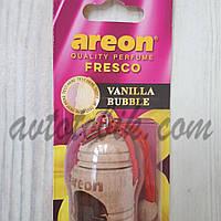 Ароматизатор воздуха гель Areon Fresco Vanilla Bubble, фото 1