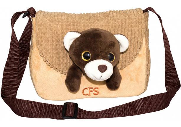 """Сумка детская """"Cool For School"""" CF86079 """"Bear"""" , фото 2"""