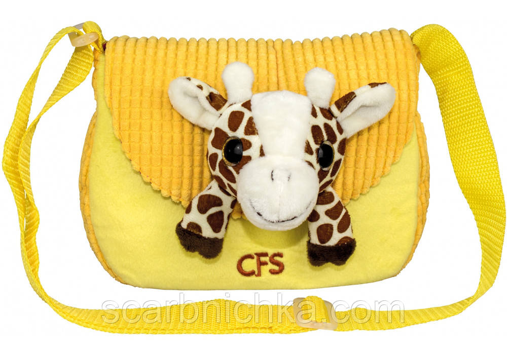 "Сумка детская""Cool For School"" CF86078 ""Giraffe"""