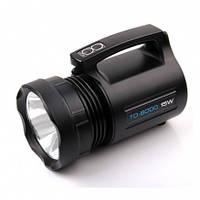 Ручной фонарь-прожектор TD 6000 15W (аккумуляторный фонарик )