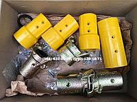Сцепления байонетные (крабовые), соплодержатели и уплотнения, фото 1