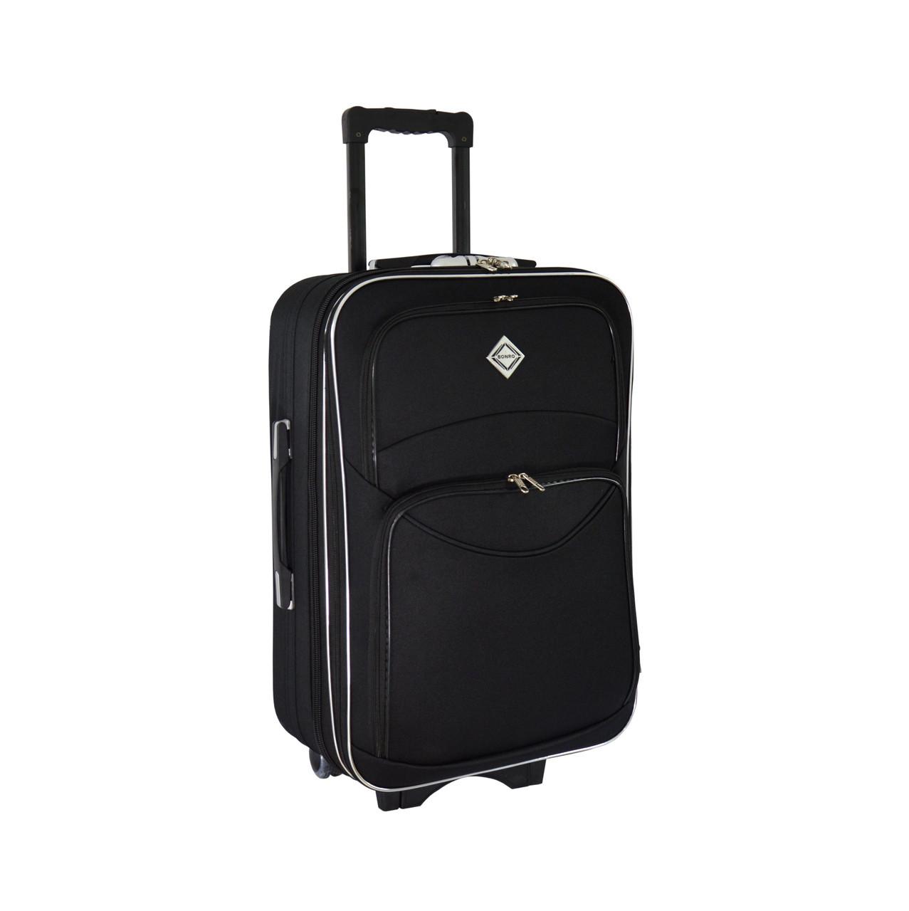 Чемодан чемоданы  (большой) черный