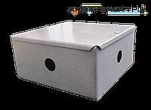 Коробка распределительная металлическая 150х150х75
