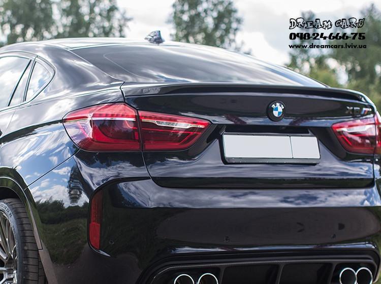 СПОЙЛЕР BMW X6 F16 M-PERFORMANCE СТИЛЬ