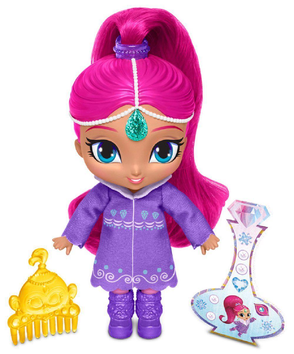 Кукла джинн Шиммер зимние пожелания Shimmer & Shine Winter Wishes Shimmer