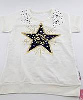 Детская футболка 4 и 5 лет Турция для девочки майка детские футболки майки на девочку