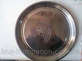 Піднос (Рознос) металевий 34 див.
