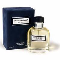 Dolce & Gabbana Pour Homme EDT 125ml (туалетная вода Дольче Габбана Пур Хом)