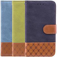 Чехол-книжка Diary c TPU креплением и функцией подставки для Xiaomi Redmi Note 4X / Note 4 (SD)