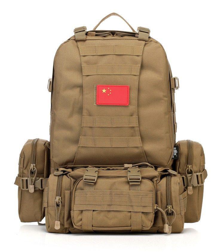 Военный тактический рюкзак 70 л