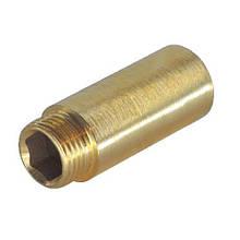 Удлинитель 100 мм латунный