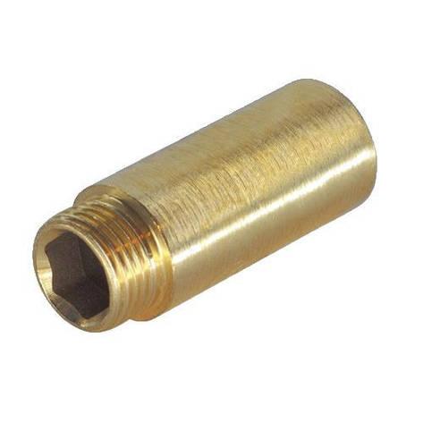 Удлинитель 50 мм латунный, фото 2