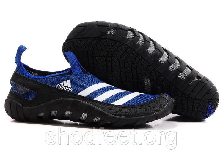 best service f4ad8 96830 Мужские кроссовки Adidas Jawpaw II Water Outdoor Blue