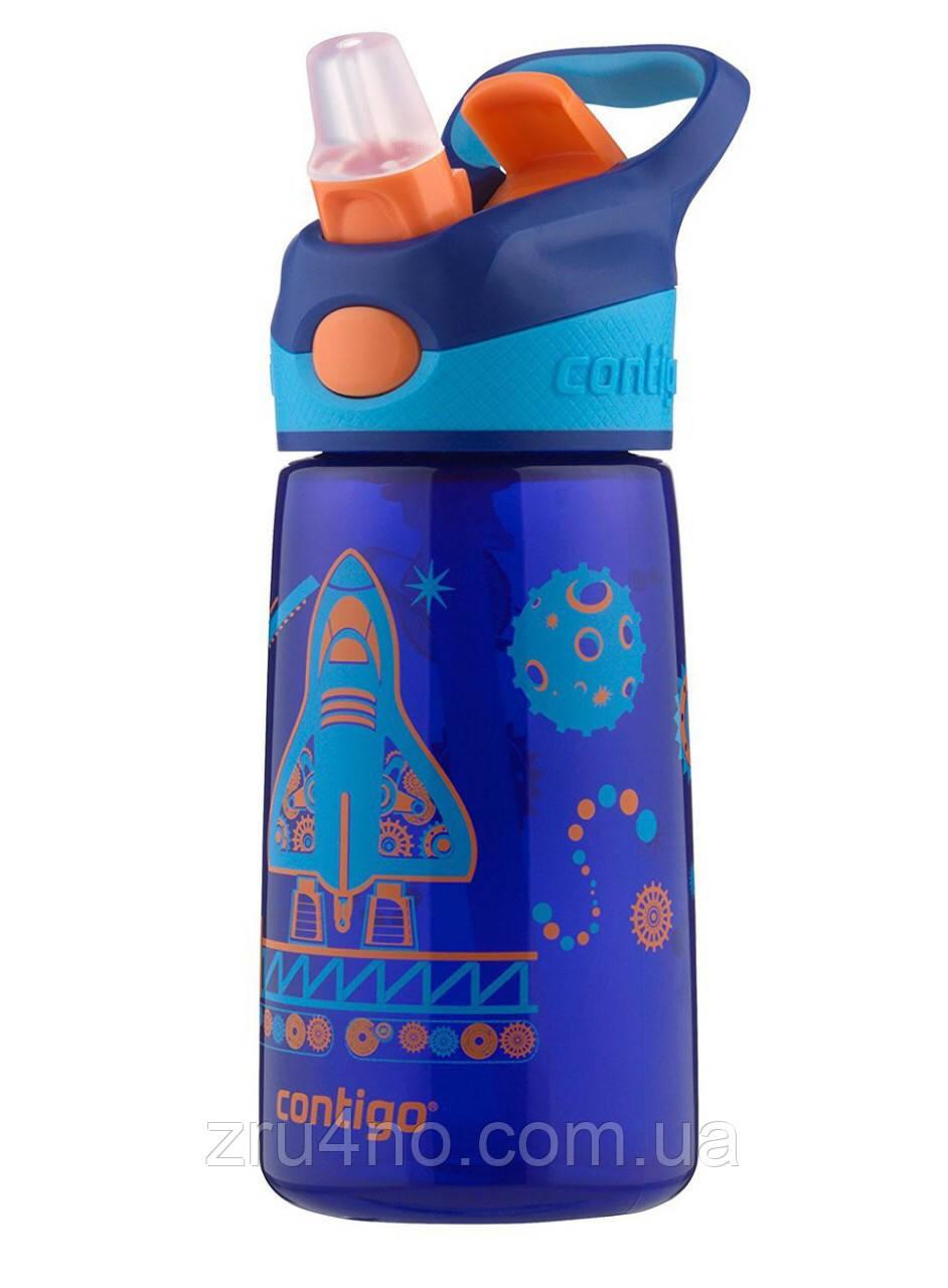 Пляшка дитяча Contigo Gizmo Flip 420мл
