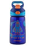 Пляшка дитяча Contigo Gizmo Flip 420мл, фото 2
