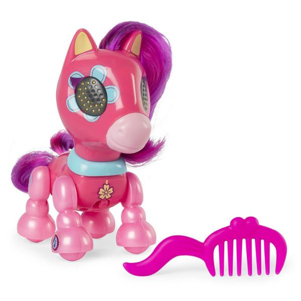 Zoomer Интерактивная пони Дикси Dixie Zupps Pretty Ponies S1 Interactive