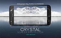 Защитная пленка Nillkin Crystal для Motorola Moto X4