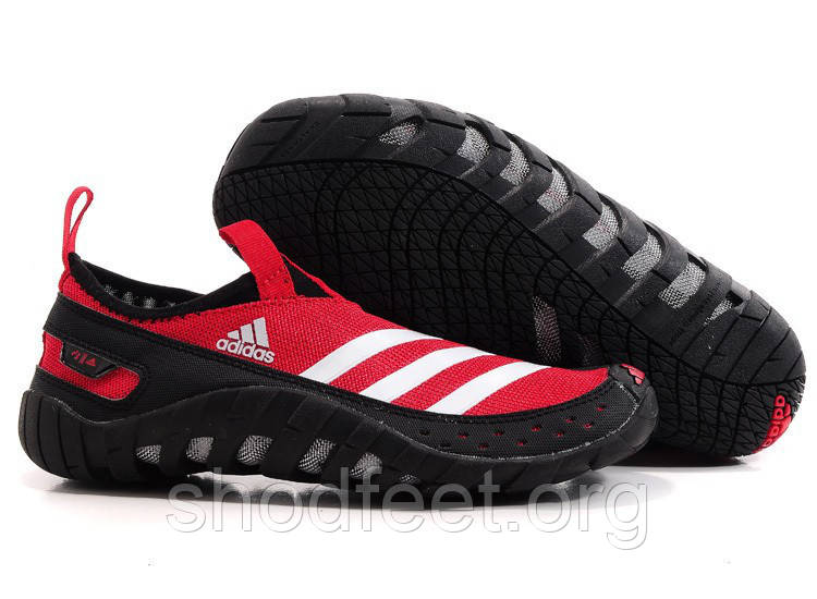 Мужские кроссовки Adidas Jawpaw II Water Outdoor Red