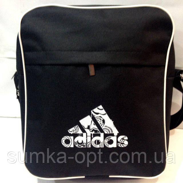 2aa92c082956 Сумки, барсетки планшетки Adidas текстиль (черный)28*33, цена 99 грн ...