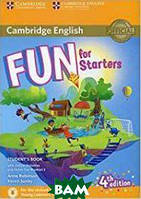 Fun for Starters Student`s Book with Online Activities with Audio and Home Fun Booklet 2