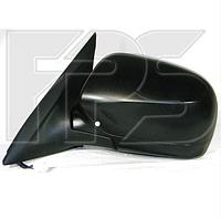 Зеркало лев. эл. с обогр. глянец выпукл. 5 PIN Subaru Forester 2008-12