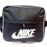 Сумки, барсетки планшетки Nike текстиль (синий)28*33, фото 2