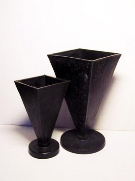 Форма для свечей - Пирамида (10*10*21см)