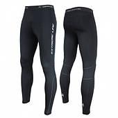Компрессионные штаны Radical Thunder, черные