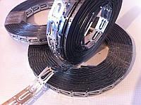 Оцинкованная стальная монтажная лента для крепления кабеля