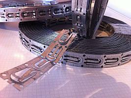 Лента оцынкованая для крепления кабеля (монтажная) 10 метров