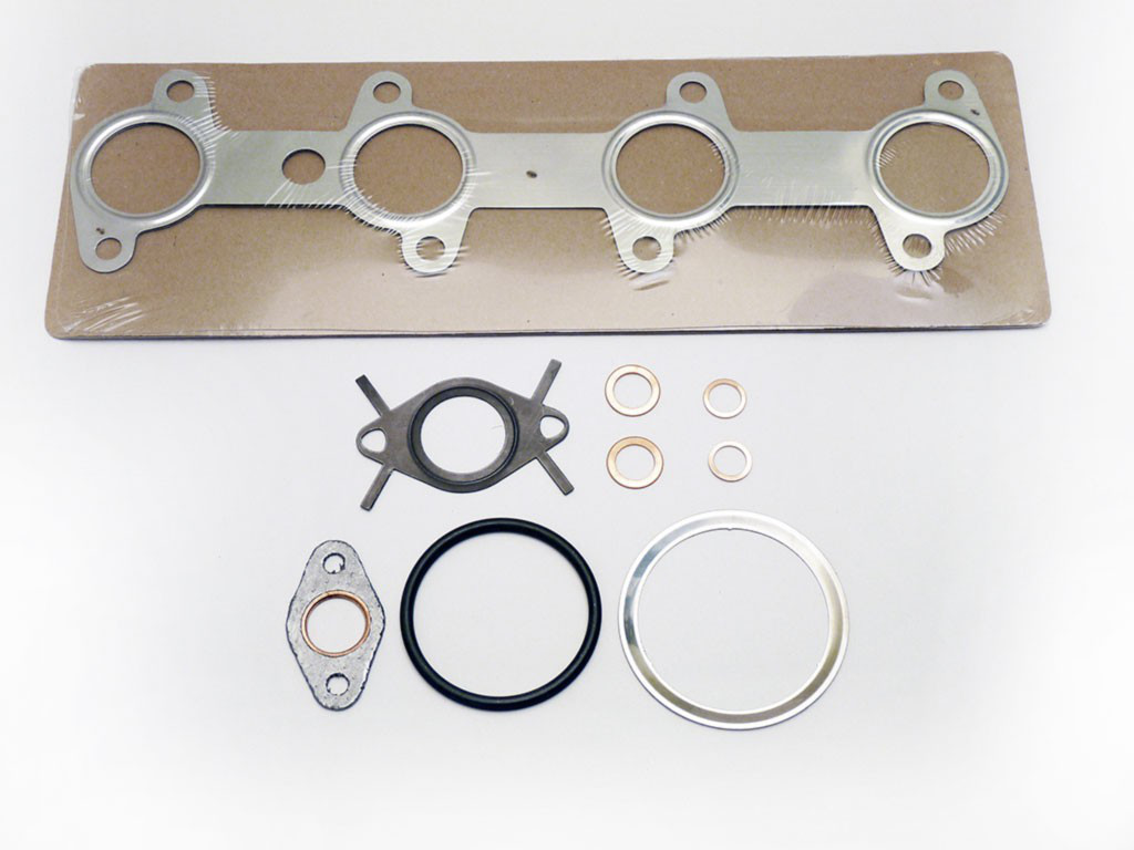 Монтажный комплект для турбины Fiat 1.9 JTD от 2002 г.в. - 88 кВт/ 120 л.с.