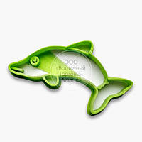 """3D формы для пряников - Вырубка """"Рыба Щука"""" 10 см"""