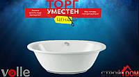 Отдельностоящая акриловая ванна Volle 12-22-405 белая