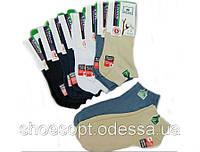 Мужские носочки короткие бабмбук, носки мужские молодежные, фото 1