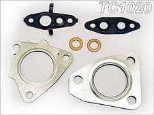 Монтажный комплект для турбины Toyota Auris 2.0 TD от 2007 г.в. - 93 кВт/ 126 л.с.