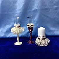 Набор свадебных аксеесуаров