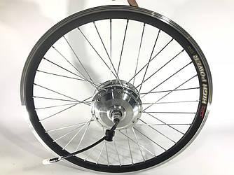 """Мотор-колесо 24"""" дюймов 36v/250w(заспицованное) передний привод"""