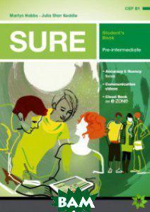 Hobbs Martyn SURE. Pre-Intermediate. Student`s Book with e-zone