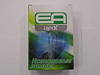 Лампа  автомобильная ксеноновая H27 5000К (производство HID Xenon, Китай)