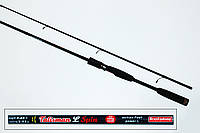 Спінінг BratFishing Talisman L Spin 2.65 м. (тест 3-23 р.), фото 1