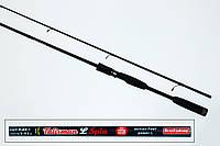 СпиннингBratFishing Talisman L Spin 2.45 м. (тест 3-23 г.), фото 1