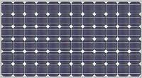 Солнечная батарея (панель) 50 Вт, монокристаллическая (Алиста)