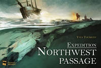 """Настольная игра """"Expedition: Northwest Passage"""""""