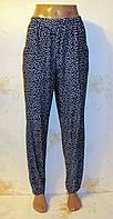 Тонкие летние брюки галифе, БАТАЛ 50-56 размер