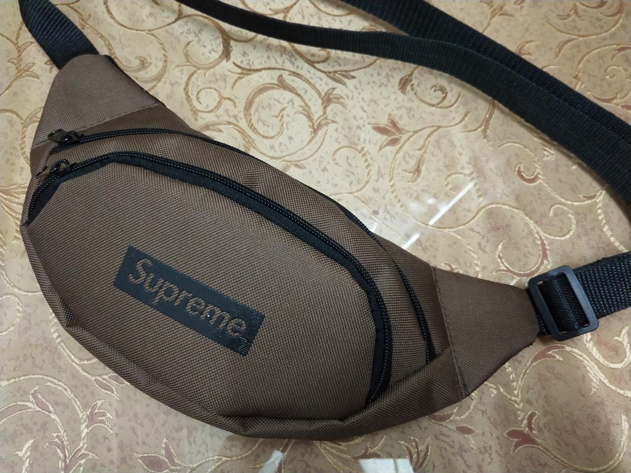 a8218f52bc0b Сумка на пояс Supreme 600D Спортивные барсетки сумка женский и мужские пояс  Бананка только оптом
