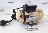 Повышающий насос «Насосы + Оборудование» 15WBX–12 реле протока, фото 4