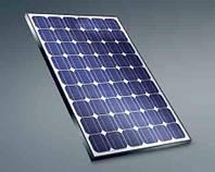 Солнечная батарея (панель) 100 Вт, монокристаллическая (Алиста)